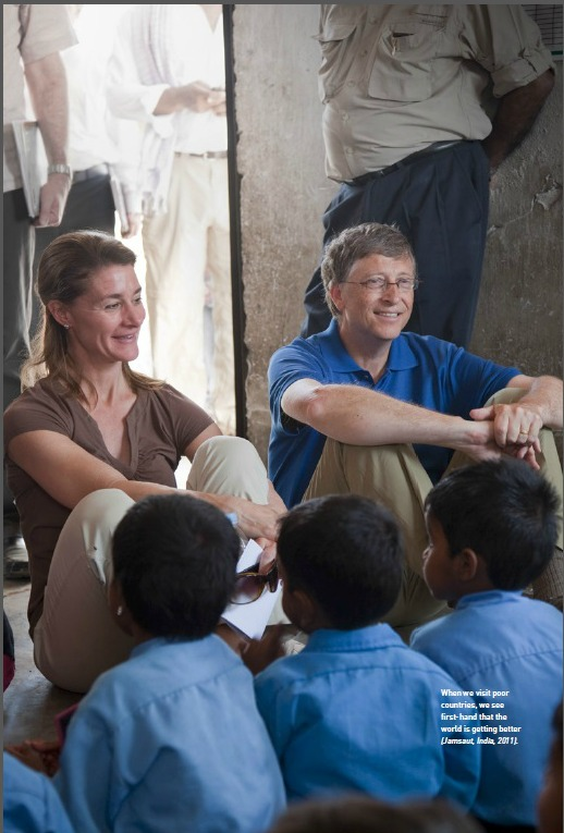 Bill Gates - 3 Myths
