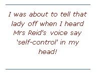 Sharon Reid quote